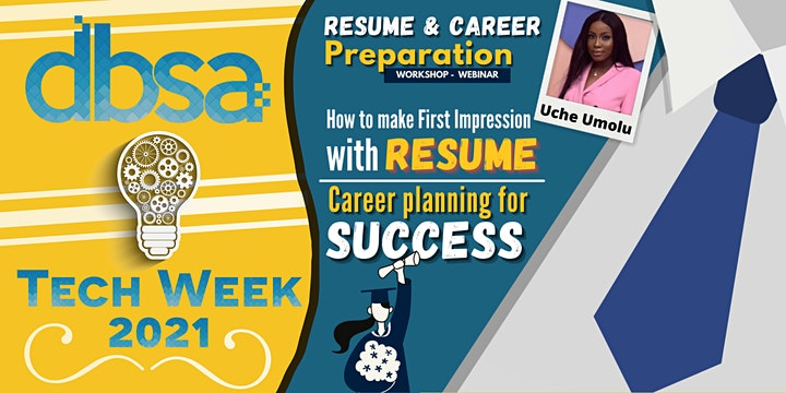Resume and Career Prep