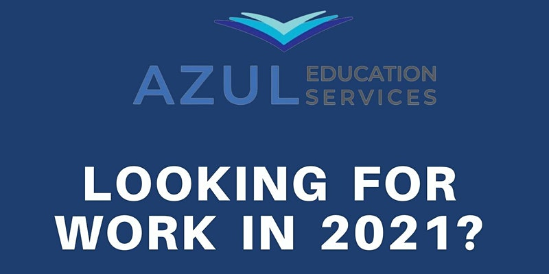 Looking for a job in 2021