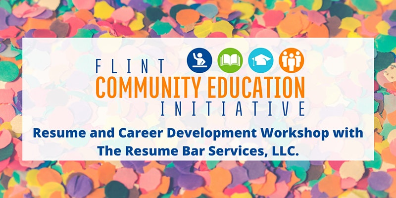 Resume and Career Development Workshop with The Resume Bar Services, LLC.