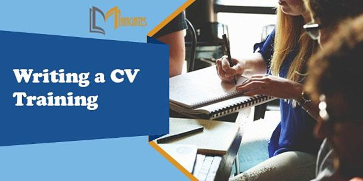 Writing a CV 1 Day Virtual Live Training in Cologne
