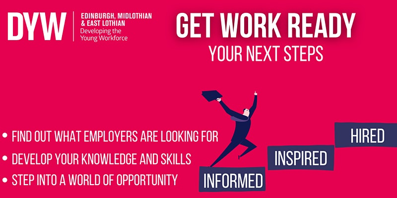 Get Work Ready - Your Next Steps - Session 3: Recruitment & CV Insight