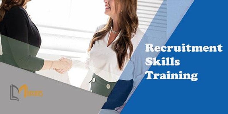 Recruitment Skills 1 Day Virtual Live Training in Cologne