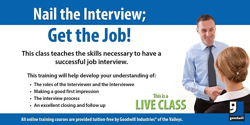 Nail the Interview, Get the Job