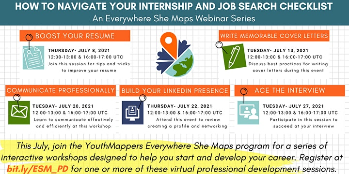 How to Navigate Your Internship and Job Search Checklist