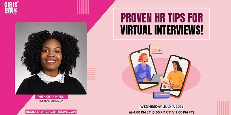 Proven HR Tips for Virtual Interviews!