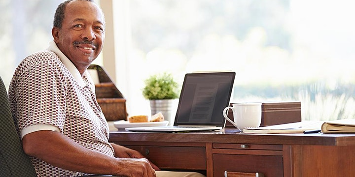 Virtual Info Session for Job Seekers Age 55+