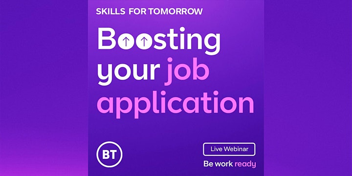 Boosting your job application
