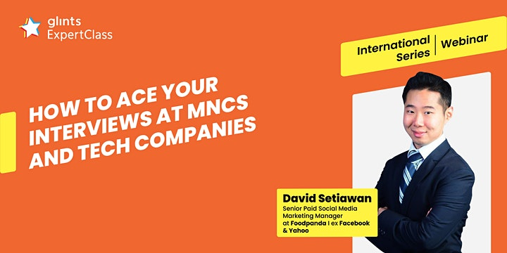 GEC International - How to Ace your Interviews at MNCs and Tech Companies