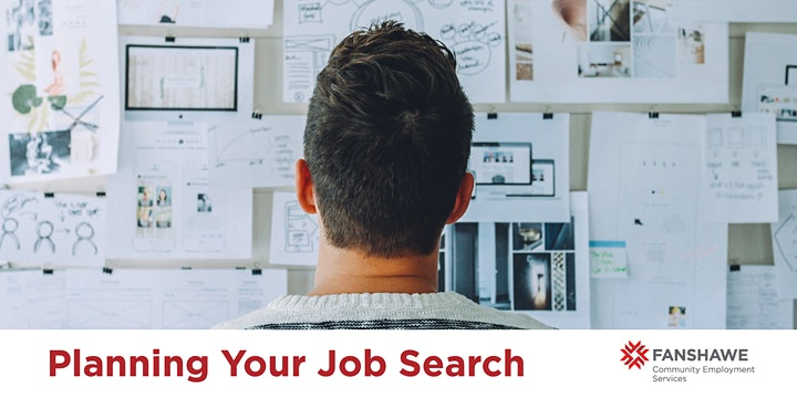 Planning Your Job Search Workshop (Virtual)
