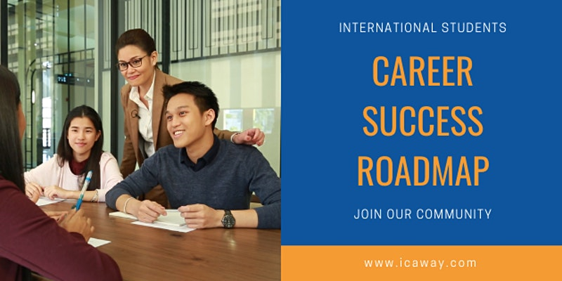 Weekly Job Search Coaching for International Students