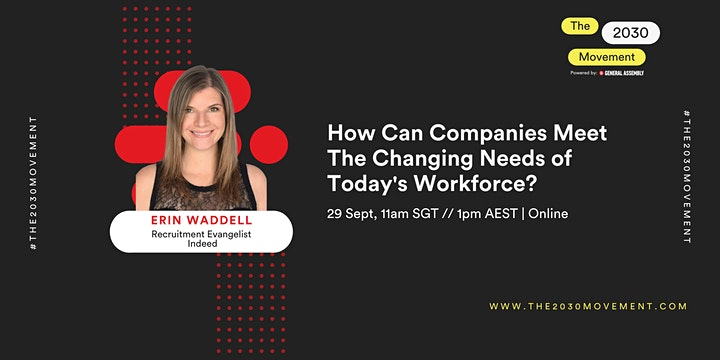 How Can Companies Meet the Changing Needs of Today's Workforce?