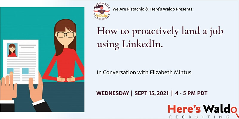 How to Proactively land a job using LinkedIn