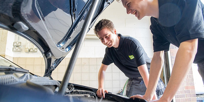 How to secure your first job in the automotive industry